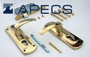 Замки Apecs с установкой